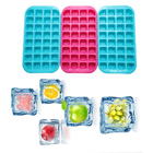 Easy To Operate Personalized rubber ice cube tray, ice tray box, Custom ice cube tray