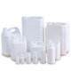 High barrier Plastic Resistant Acid White oil Fluorinated Conventional HDPE Bottles for Chemicals Pesticide