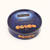 High Protein Sweet Tasty Blue Tin Shortbread Butter Cookies (340Gr)