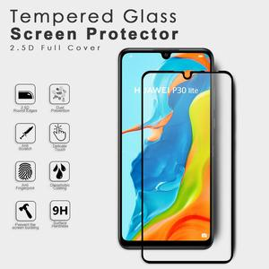 Tempered glass screen protector wholesale for Huawei P30 Lite mobile phone