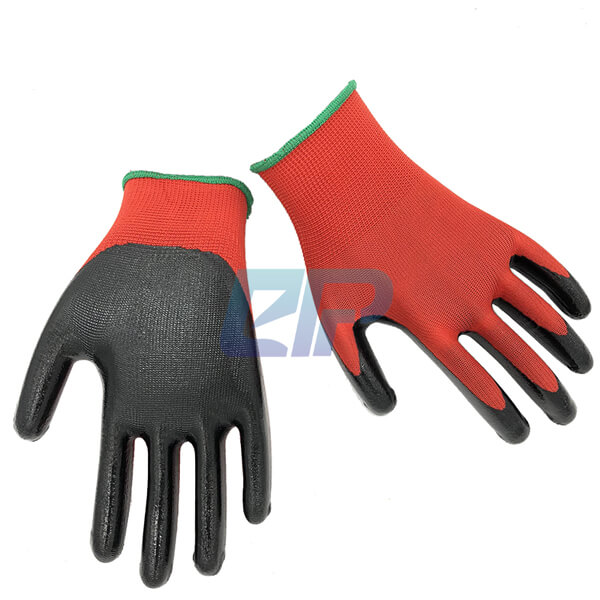 60 x Pairs Work Gloves PU Coated Safety Mechanic Engineering Packing Assembly