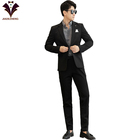 China style men suits 2 pieces Slim fit tuxedo suit men