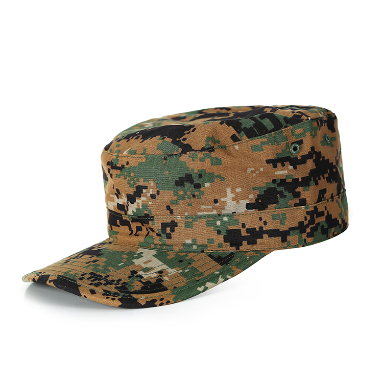 Promotion Tactical Baseball Cap Blank Camo Trucker Cap Military Hat Cap Unique Design Trucker Hat