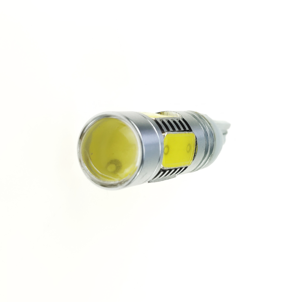 Car led turning light T10 led light lamp for car Reading & brake tail lights bulbs in white with factory price