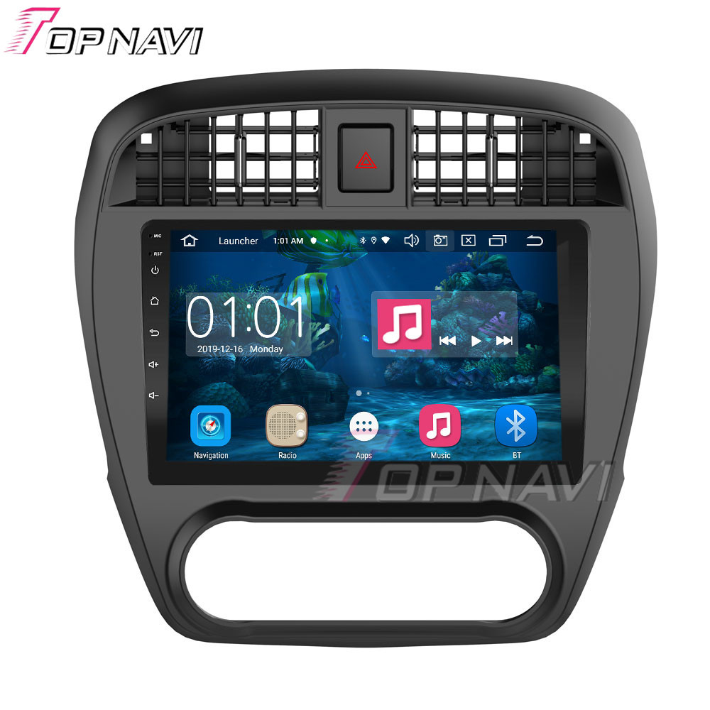Commercio all'ingrosso PX5 Octa Core 4G 64G Car Multimedia Player Sistema di Tracciamento GPS Per Nissan Sylphy Classico 2006- 2011 Auto DVD GPS Wifi