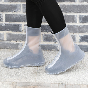 Water Proof Rubber Silicone Rubber Galosh Shoe Protector Sole Cover Overshoe For Rain
