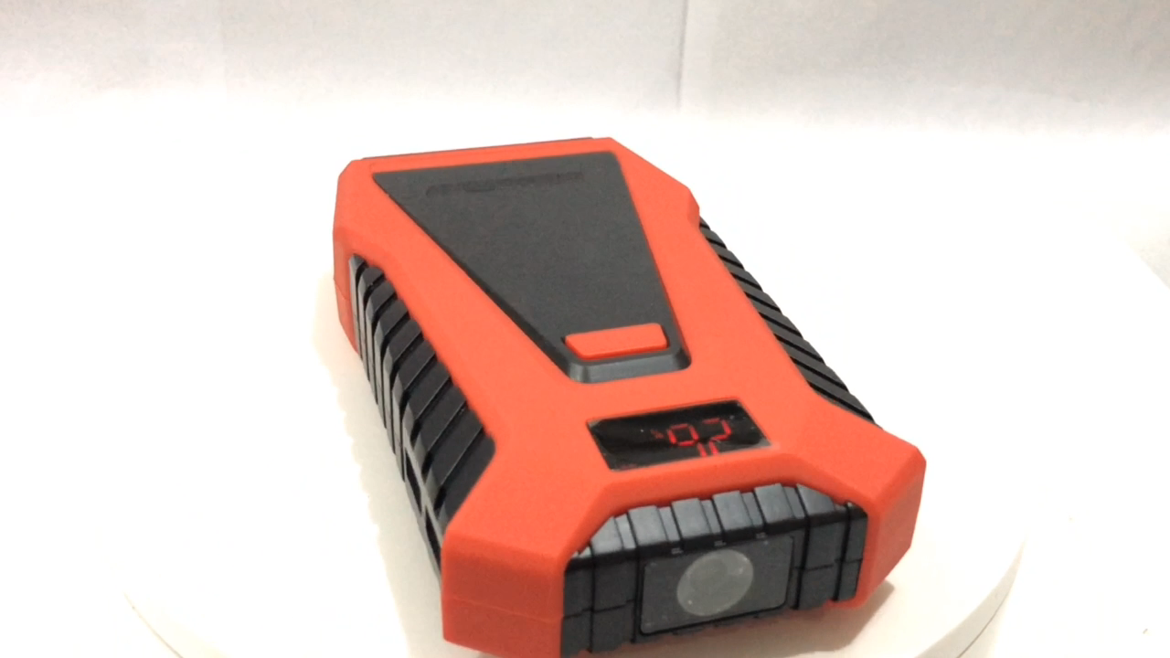 Auto Starthilfe Batterie Power Bank Tasche Jumpstarter Auto Buster Auto Notfall Booster 8400mah