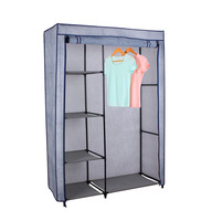 2020 Simple Foldable Fabric Wardrobe Portable Clothes Cabinet