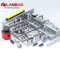 LANBAO Photoelectric sensor Capacitive sensor inductive proximity sensor for mask machine