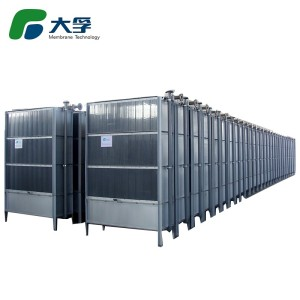 water treatment mbr flat sheet MBR MODULE