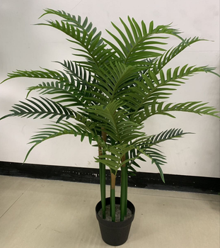 macrophyte big growing artificial plants factory new produce palm tree