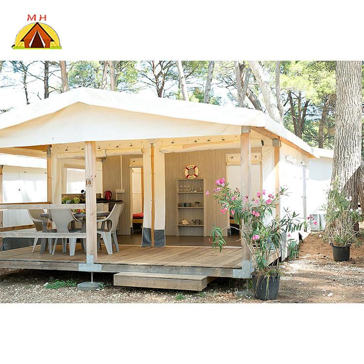 Harga Pabrik Glamping Cahaya Mewah Hotel Resor Tenda