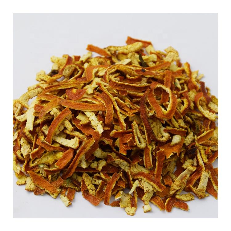 Dried Tangerine Orange Peel Chenpi Pack in Plastic Bottle - 4uTea   4uTea.com