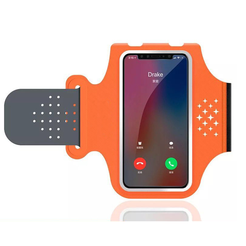 Sport running Armband waterproof neoprene material with scratch resistance for phone <strong>accessories</strong>