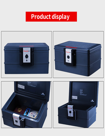 Guarda Wholesale fire waterproof safe factory for money-7