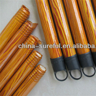 pvc covered wooden broom stick