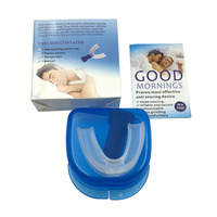 Stop Snoring Mouthpiece Anti Snore Mouth Guard for Sleeping Aid