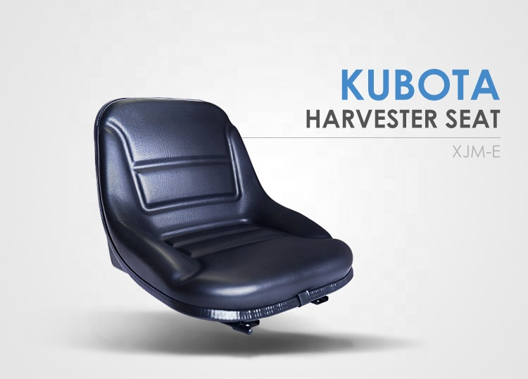 simple design harvester tractor seat for kubota