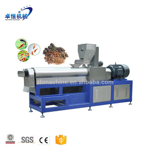 Multifunctional Floating Fish Feed Machines pProduction lLine Facility