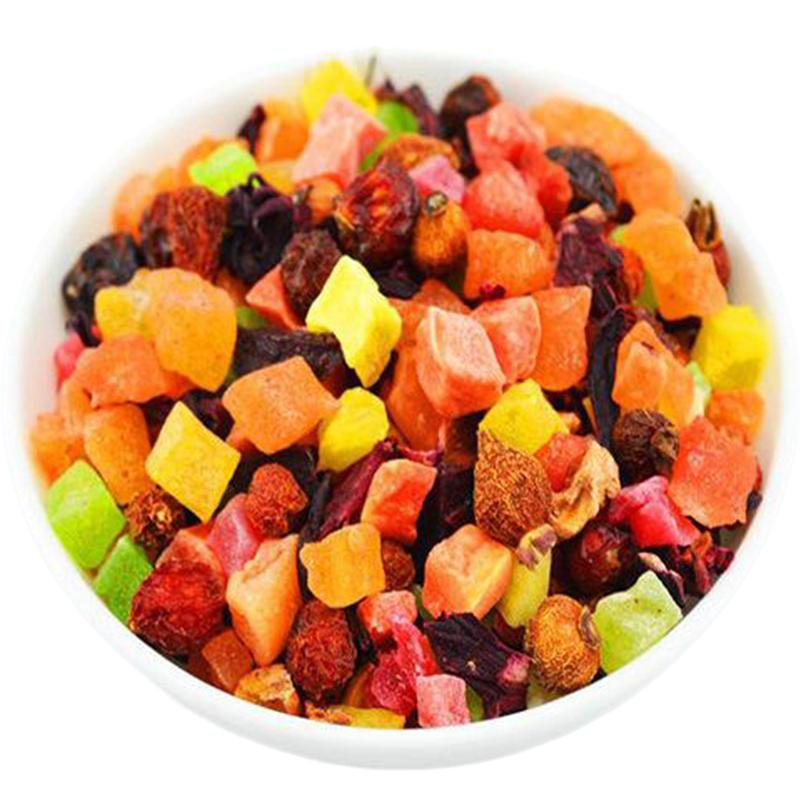 100% Natural mixed dried fruit tea High quality dried fruit - 4uTea   4uTea.com