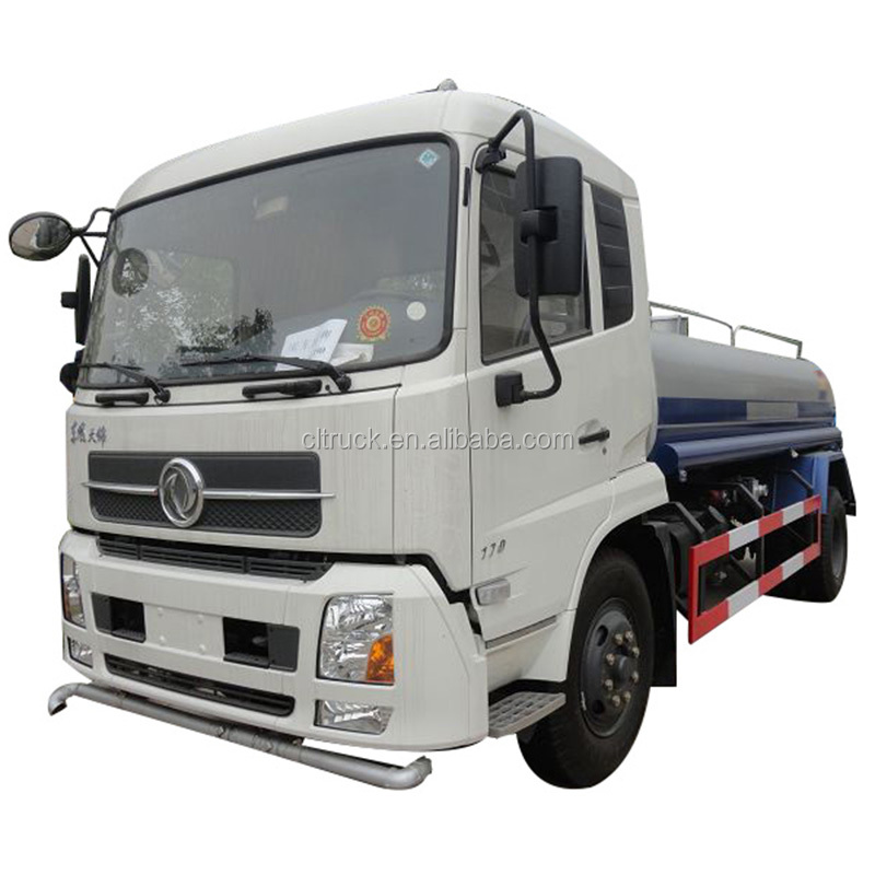 Dongfeng Truk Dispenser Air Minum, Truk Dispenser Air Minum 4X2