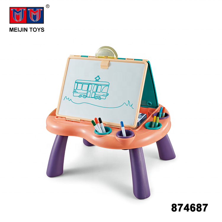 educational playing painting table drawing colour set for kid
