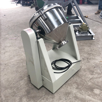 Dry Powder Mixer / Moved Powder Mixing Machine