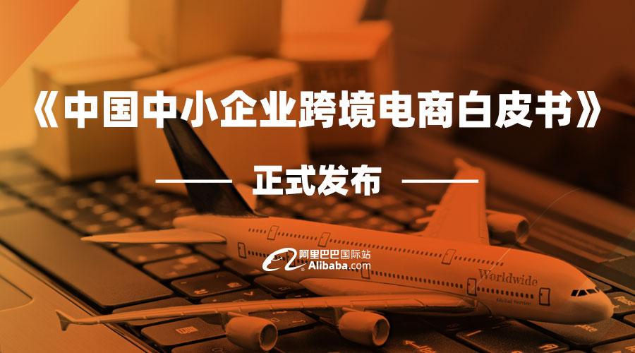 《中国中小企业跨境电商白皮书》正式发布,预计未来五年跨境电商交易额年均增长率超40%
