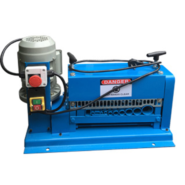 Stable Performance <strong>Scrap</strong> Copper Wire Cut and Strip Recycling Machine Hot Sale