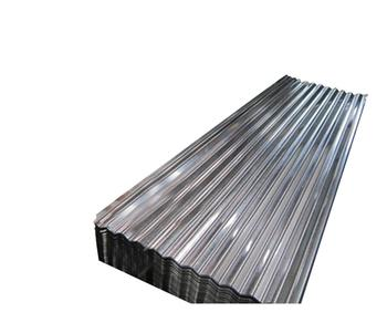 0.5 MM Thick Galvanized Corrugated Roof Tile Sheet Metal Price