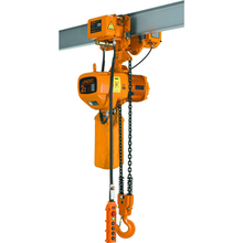 CE Light duty overhead 2ton Paranco Elettrico A Catena con <span class=keywords><strong>limitatore</strong></span> di sovraccarico