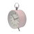"Hot Sales 4.25"" Handmade Antique Table Clocks Bed Room Decoration Children Metal  Alarm Clock"