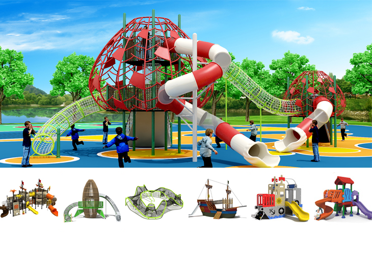 Preschool Popular Small 60mm children playground , outdoor kids playground equipment malaysia