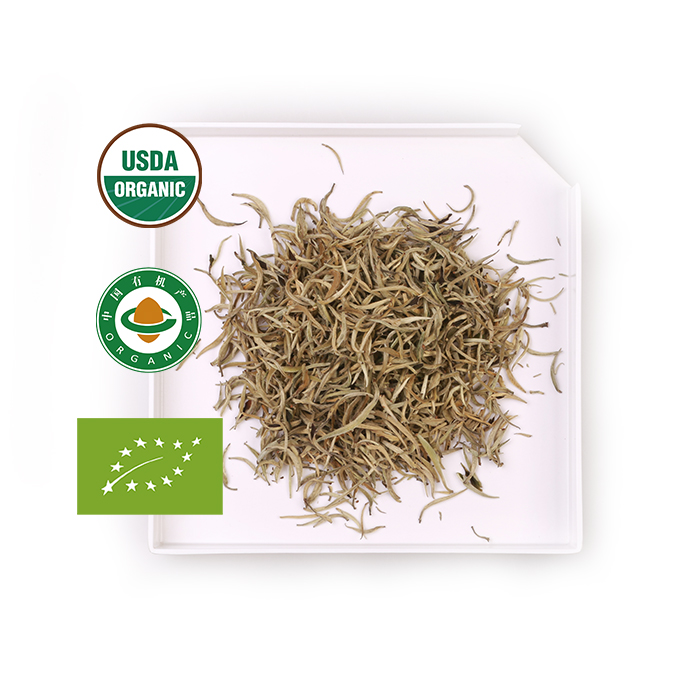 Tea Factory White Tea From china Organic Silver Needle - 4uTea   4uTea.com