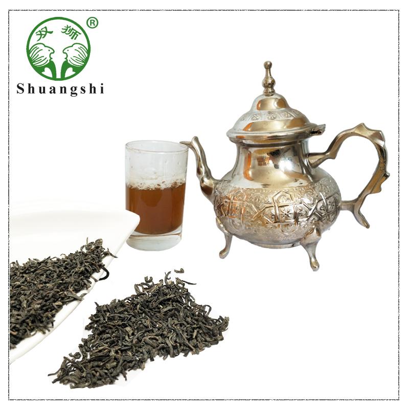 Low pesticide 9371china green tea flecha quality chunmee - 4uTea | 4uTea.com