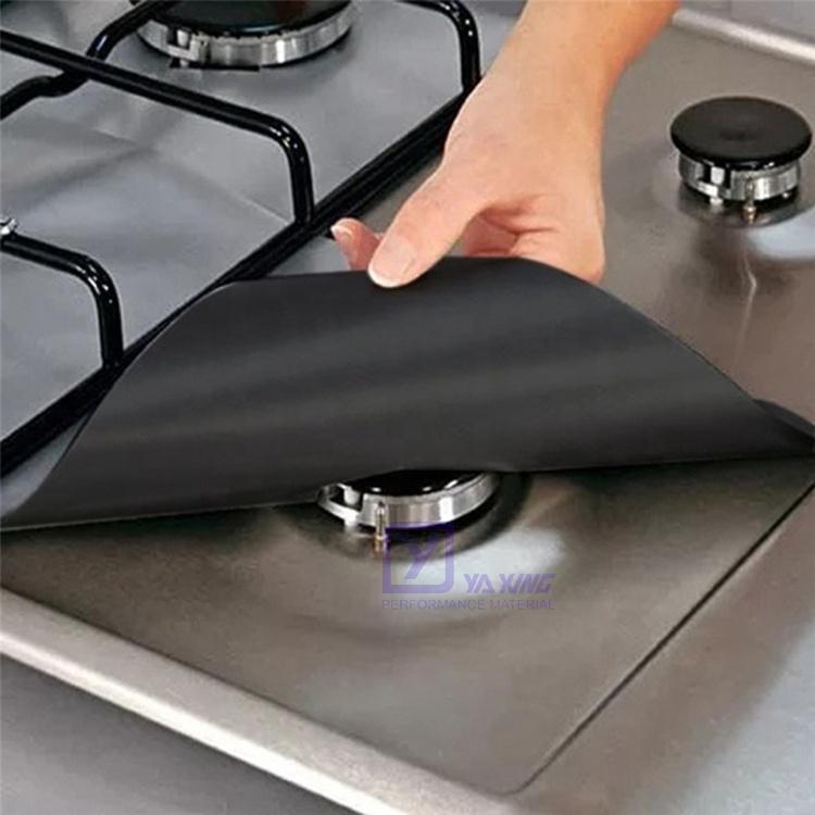 Kitchen Supplie Non Stick Mat Gas Stove Burner Cover Protector