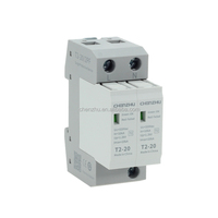 T2-20/2P AC power SPD 220/380VAC surge suppressor Surge Protector Surge Protected Device CHENZHU