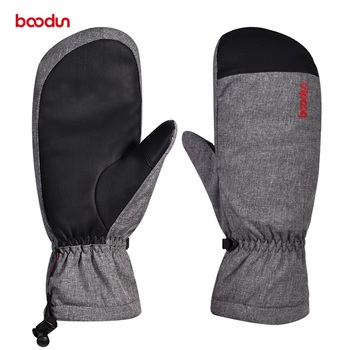 Customization Non-Slip competitive Price Ski Gloves Winter Wholesale From China
