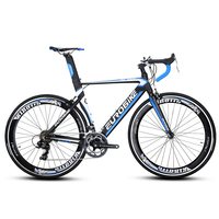 EUROBIKE 700c Racing Bike 60Rim Alloy XC750/XC7000 Hybrid Road bike aluminium bicycle