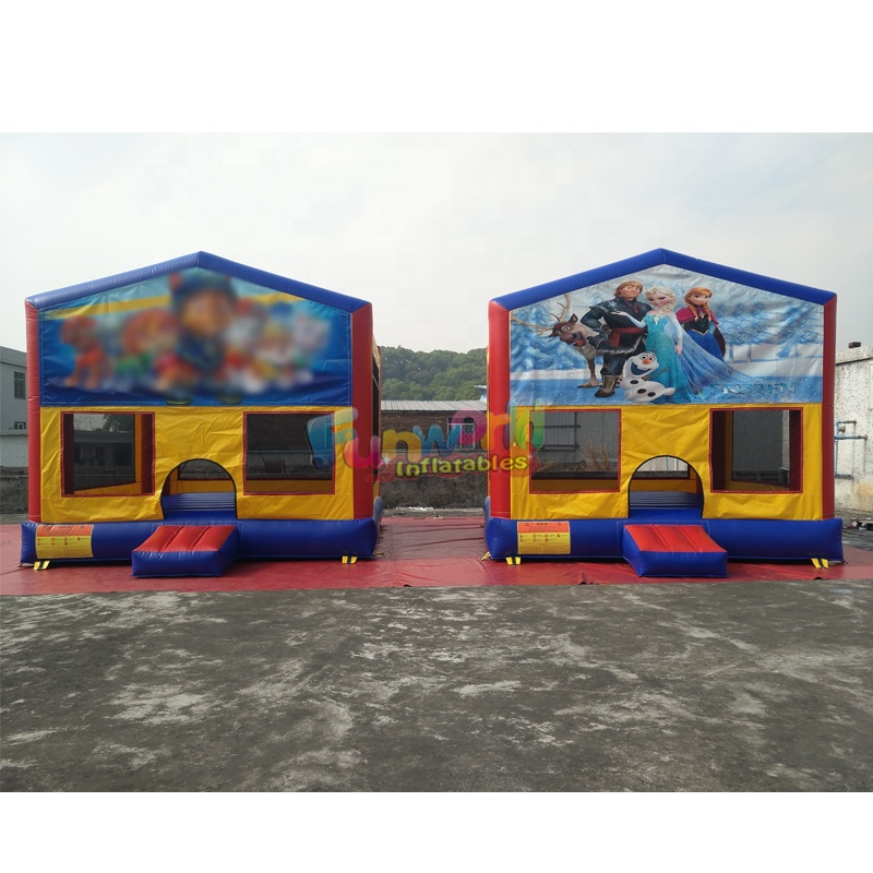 13x13ft inflatable party bounce trampolines bouncy castle children bouncy house inflatables