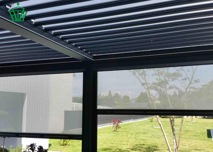 Motorized Windows Shade Awning Blinds
