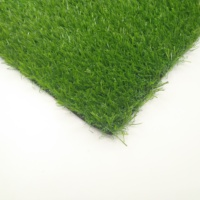 25 mm 16800 density artificial turf grass price for decoration china