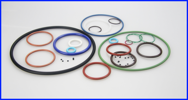 Vulcanize FEP FKM70 FKM90 Rubber O Ring