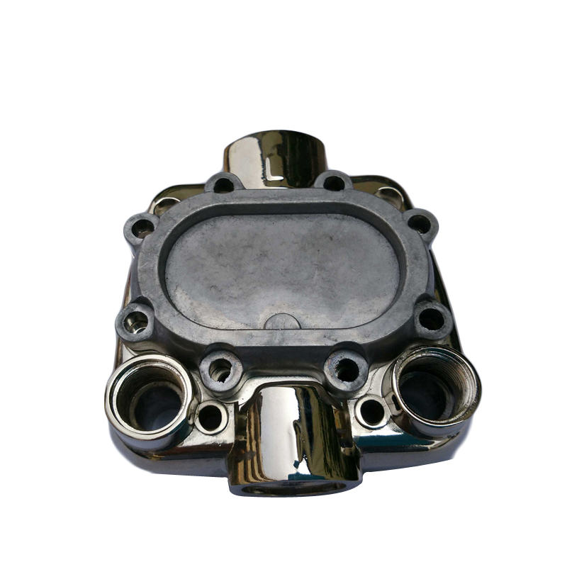 China manufacturer free sample parts product aluminum alloy die casting