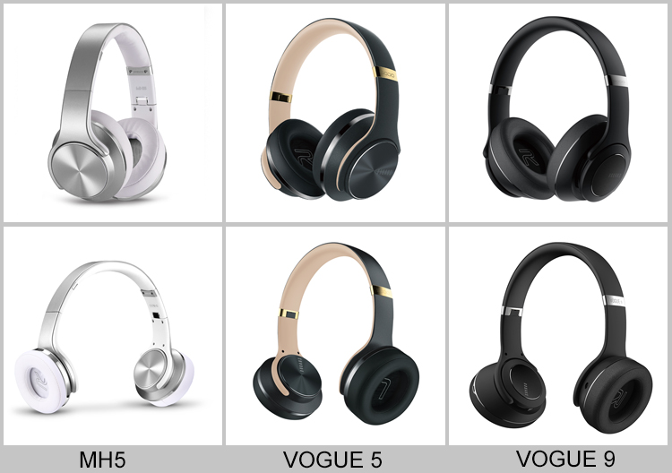 2020 newest SODO MH5 original factory bluetooth headphones for wholesale customizable