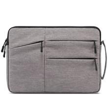 Сумка для ноутбука, чехол для планшета Macbook Air Pro 13 12 11 13,3 14 15 15,6 16, чехол для ноутбука HP Xiaomi(Китай)