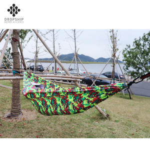 DS-NH1001 whole selling products lightweight nylon cloth mesh parachute hammock