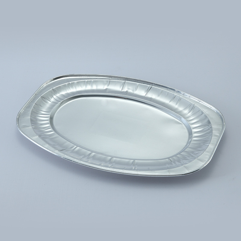 prep meal packaging disposable aluminum foil baking aluminium food container,take out tray