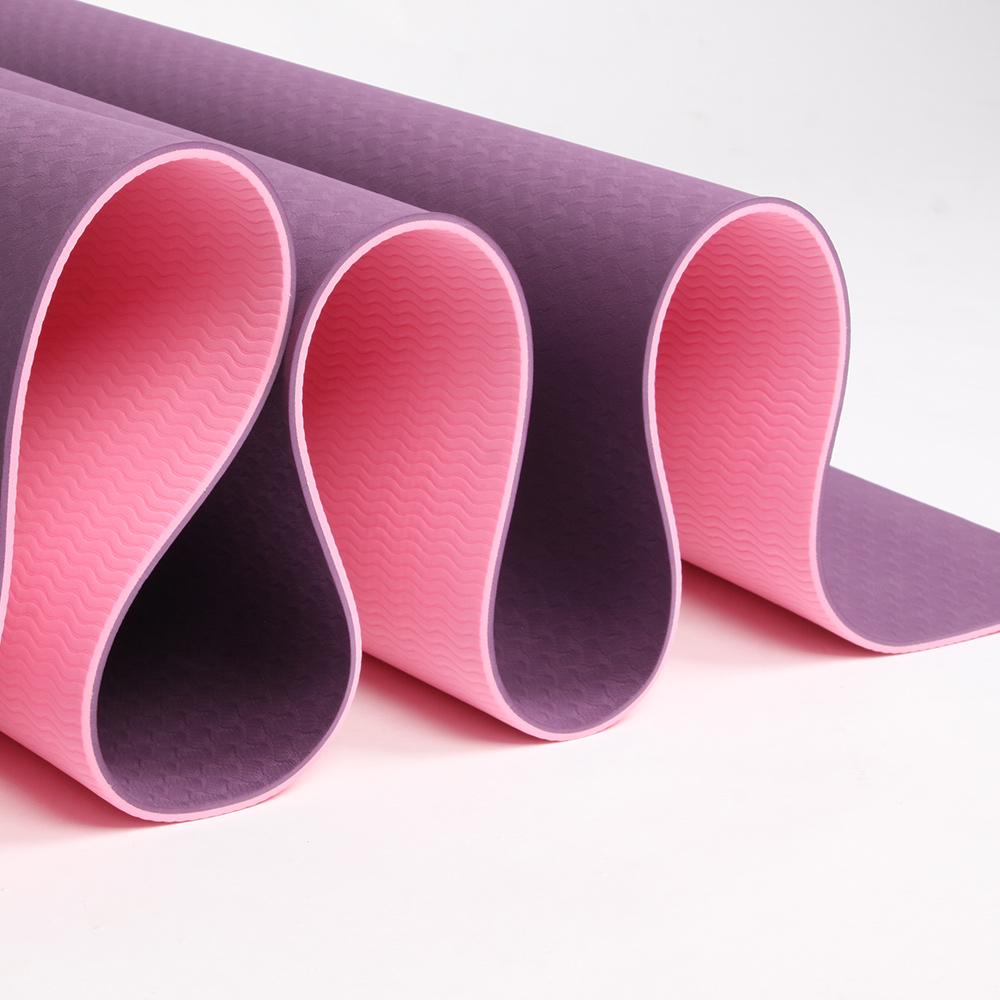 4 millimetri ultra sottile delle donne elegante stuoia di yoga del TPE