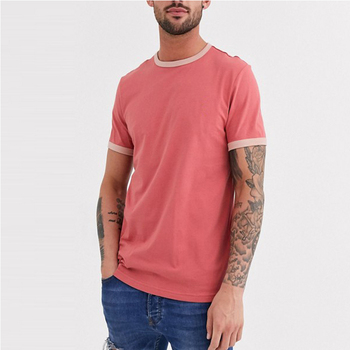 Online Shopping Directly Clothing Factory Wholesale Mens Crew Neck T Shirt